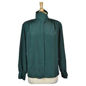 Jones Wear Blouses 12 Green